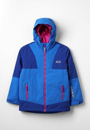 SNOWSPORT JACKET KIDS - Waterproof jacket - coastal blue