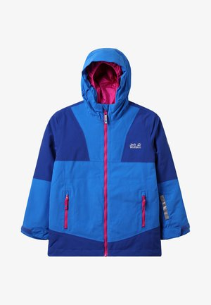 SNOWSPORT JACKET KIDS - Impermeable - coastal blue