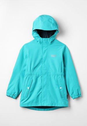 HIDDEN FALLS JACKET GIRLS - Outdoor jacket - aquamarine