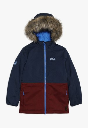 BANDAI JACKET KIDS - Winter jacket - night blue