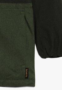 Jack Wolfskin - BANDAI JACKET KIDS - Winter jacket - antique green - 4