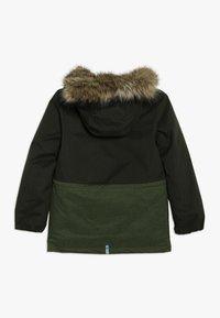 Jack Wolfskin - BANDAI JACKET KIDS - Winter jacket - antique green - 1