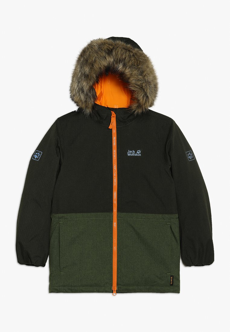 Jack Wolfskin - BANDAI JACKET KIDS - Winter jacket - antique green