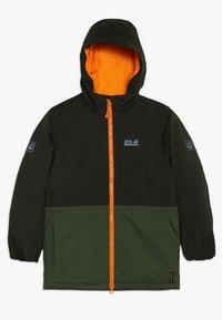 Jack Wolfskin - BANDAI JACKET KIDS - Winter jacket - antique green - 2