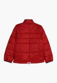 Jack Wolfskin - ARGON JACKET KIDS - Outdoor jacket - red lacquer - 1