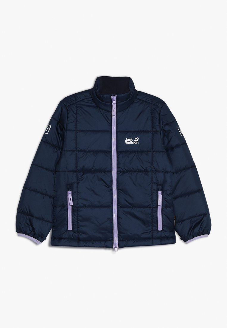 Jack Wolfskin - ARGON JACKET KIDS - Outdoorjakke - midnight blue