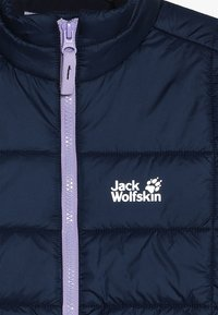 Jack Wolfskin - ARGON JACKET KIDS - Outdoorjakke - midnight blue - 5