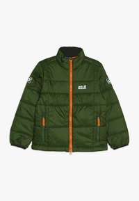 Jack Wolfskin - ARGON JACKET KIDS - Outdoorjas - deep forest - 0