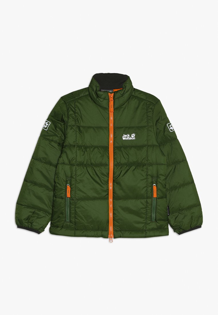Jack Wolfskin - ARGON JACKET KIDS - Outdoorjas - deep forest