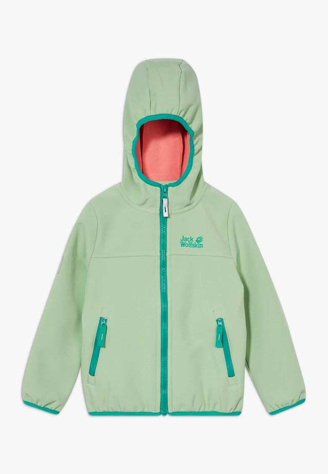 FOURWINDS JACKET KIDS - Chaqueta softshell - spring green