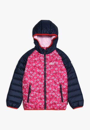 ZENON PRINT JACKET KIDS - Outdoor jacket - pink fuchsia