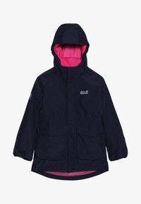 Jack Wolfskin - ICE CAVE JACKET GIRLS 2-IN-1 - Giacca hard shell - midnight blue - 4