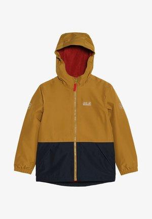 SNOWY DAYS JACKET KIDS - Outdoorjacka - golden amber