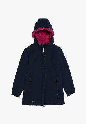 KISSEKAT COAT GIRLS - Softshellová bunda - midnight blue