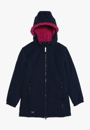 KISSEKAT COAT GIRLS - Giacca softshell - midnight blue
