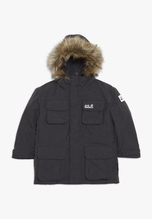 ICE EXPLORER JACKET KIDS - Chaqueta de plumas - phantom
