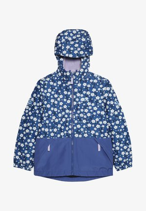 SNOWY DAYS PRINT JACKET KIDS - Outdoorjas - blueberry all over
