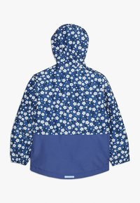Jack Wolfskin - SNOWY DAYS PRINT JACKET KIDS - Outdoorjas - blueberry all over - 1