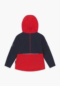 Jack Wolfskin - TURBULENCE BOYS - Soft shell jacket - peak red - 1