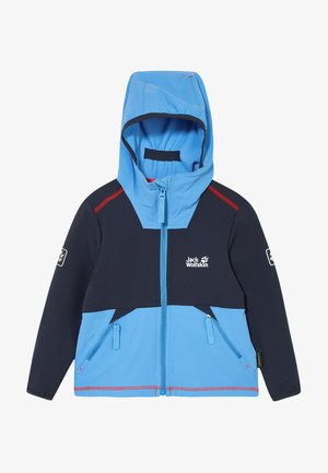 TURBULENCE BOYS - Soft shell jacket - night blue