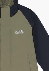 Jack Wolfskin - TUCAN KIDS - Outdoorjas - khaki - 3