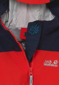 Jack Wolfskin - ROPI JACKET BOYS - Outdoorjas - peak red - 3