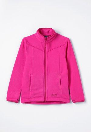 SANDPIPER JACKET  - Forro polar - pink peony