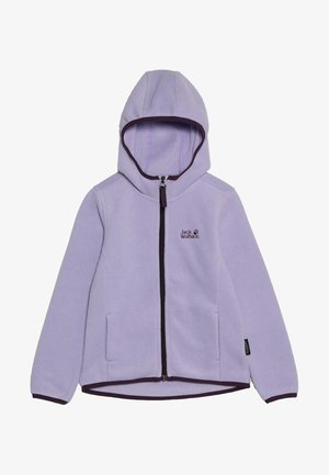 BAKSMALLA HOODED JACKET KIDS - Fleecejacke - true lavender