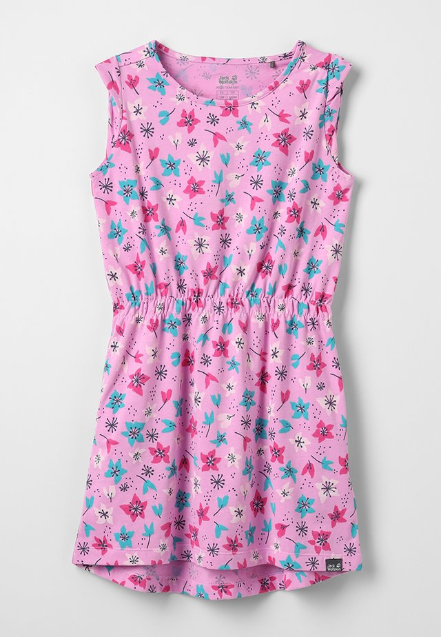 LAGOON DRESS - Vestido de deporte - pink tulip
