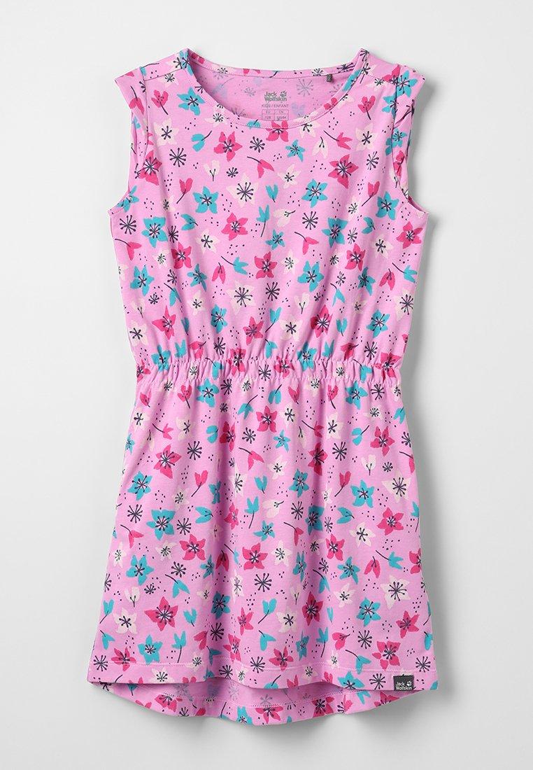 Jack Wolfskin - LAGOON DRESS - Vestido de deporte - pink tulip