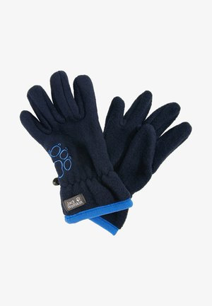 BAKSMALLA GLOVE KIDS - Fingerhandschuh - midnight blue