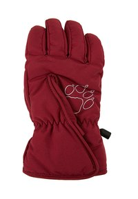 Jack Wolfskin - EASY ENTRY GLOVE KIDS - Gloves - rhododendron - 1