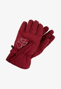 Jack Wolfskin - EASY ENTRY GLOVE KIDS - Gloves - rhododendron - 0