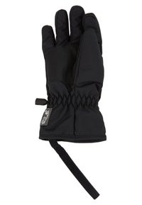 Jack Wolfskin - EASY ENTRY GLOVE KIDS - Fingerhandschuh - black - 2
