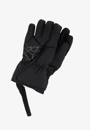 EASY ENTRY GLOVE KIDS - Fingerhandschuh - black