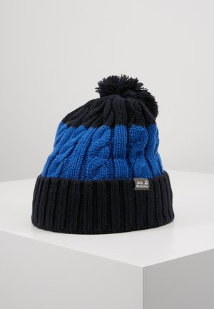 STORMLOCK POMPOM BEANIE KIDS - Berretto - coastal blue