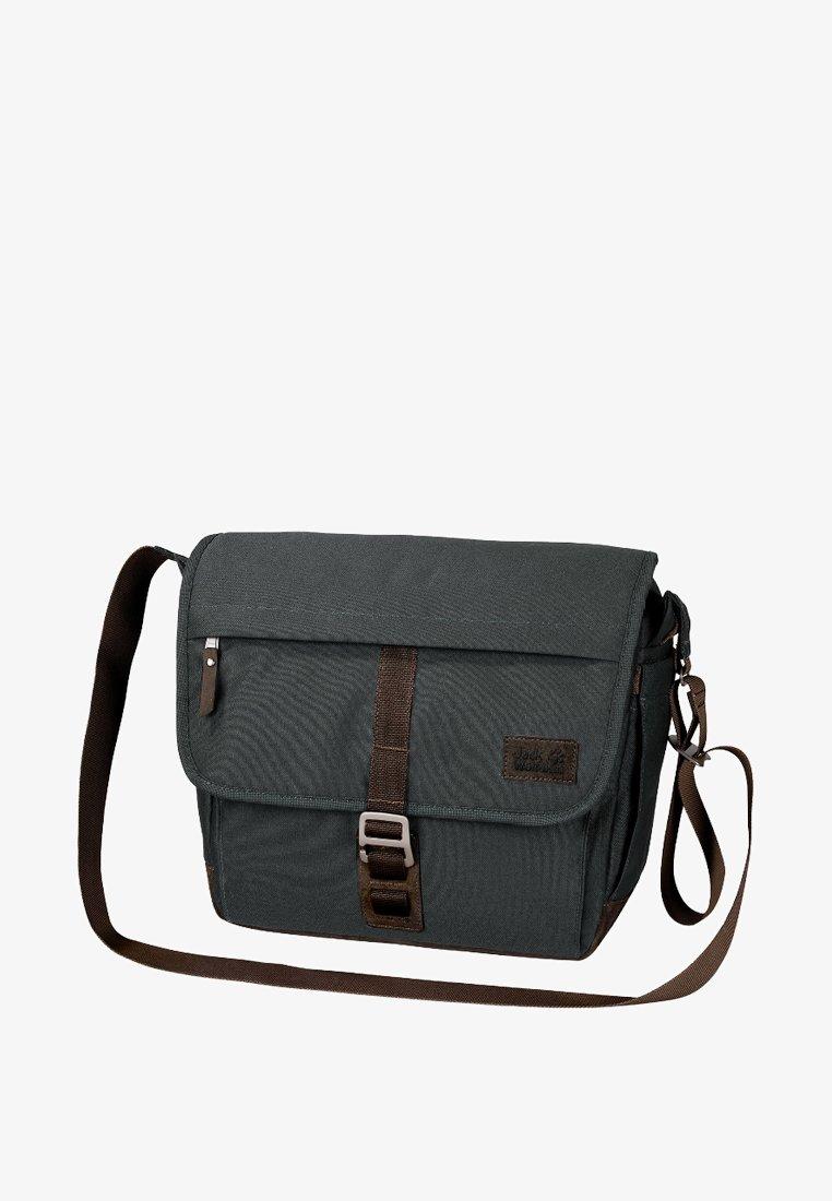 Jack Wolfskin - CAMDEN TOWN 12L - Sports bag - dark gray