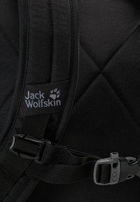 Jack Wolfskin - CAMPUS - Sac à dos - black - 7