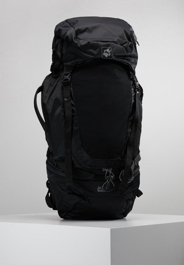 KALARI KING 56 PACK - Trekkingrucksack - black