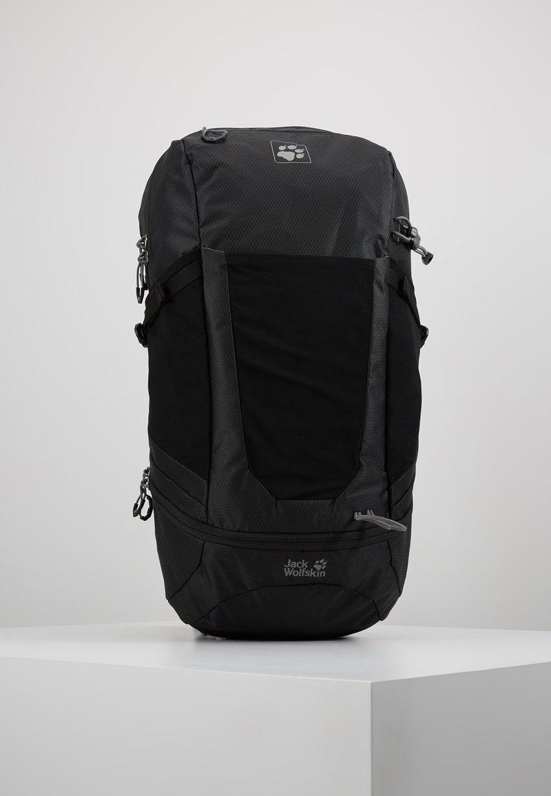 Jack Wolfskin - KINGSTON 22 PACK - Backpack - black