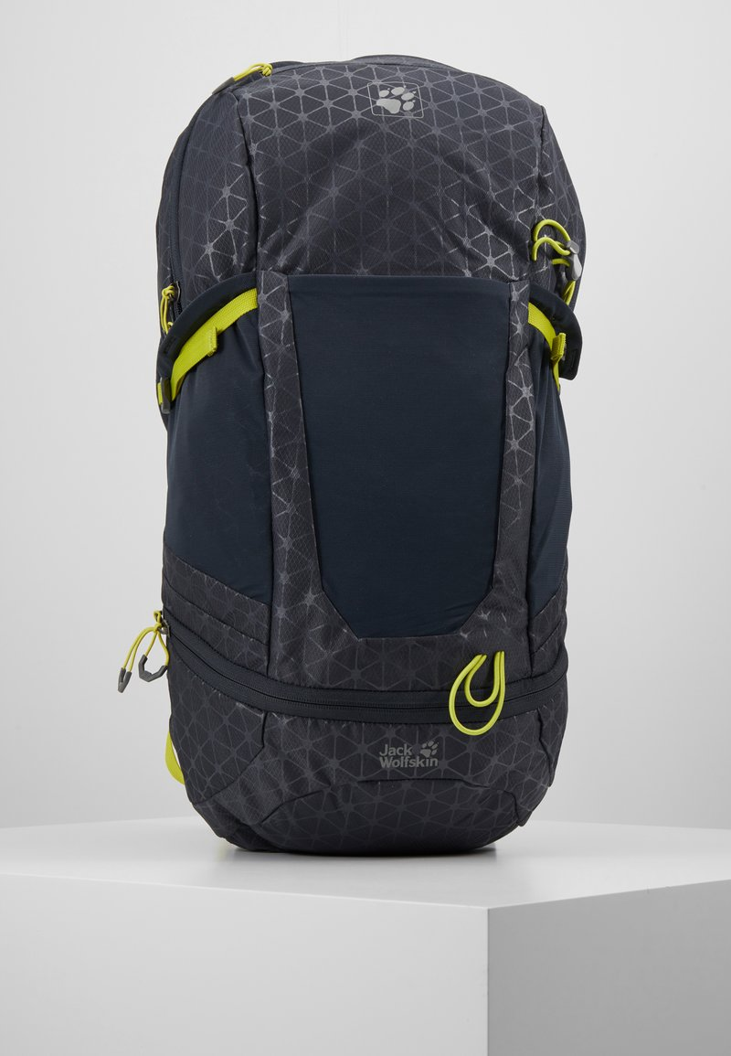 Jack Wolfskin - KINGSTON 30 PACK - Backpack - ebony grid