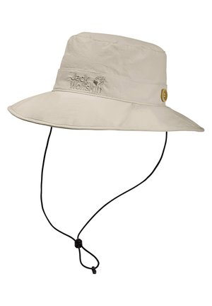 "JACK WOLFSKIN HUT ""SUPPLEX MESH"" - Hat - ecru"