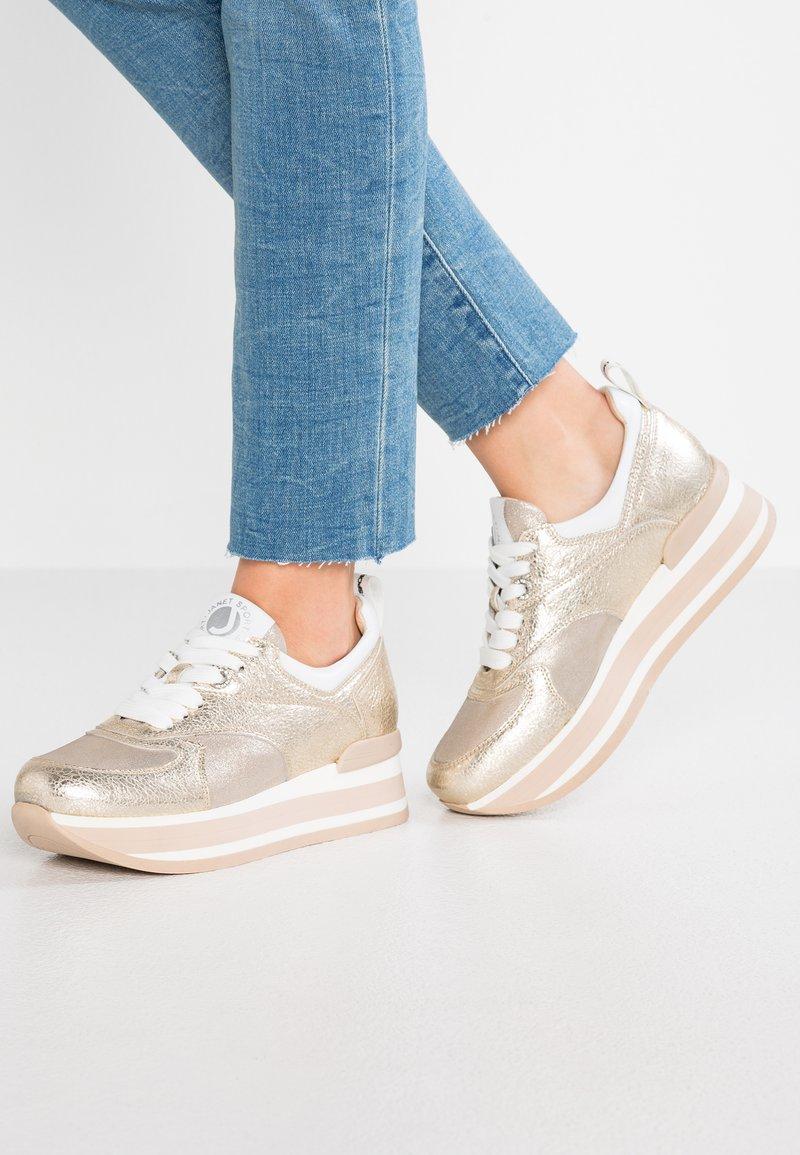 Janet Sport - Sneaker low - lena/marta platino