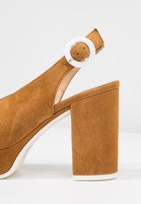 Janet Sport - Sandály na vysokém podpatku - adele - 2