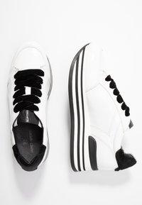 Janet Sport - Sneakers basse - karla/nero/roccia - 3
