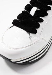 Janet Sport - Sneakers basse - karla/nero/roccia - 2