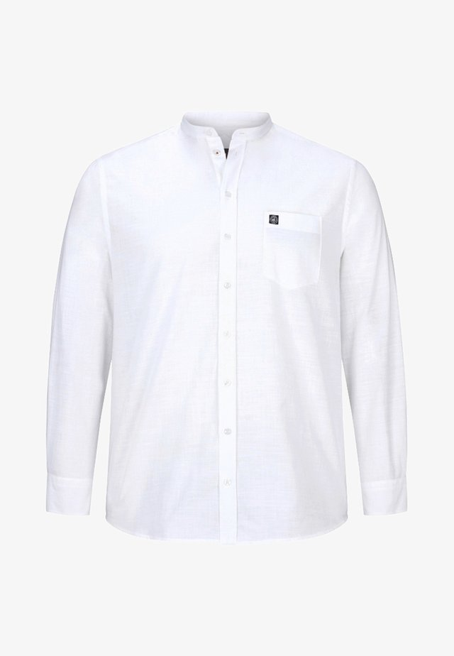 KALLU - Formal shirt - weiß