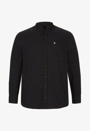 KALLU - Zakelijk overhemd - black