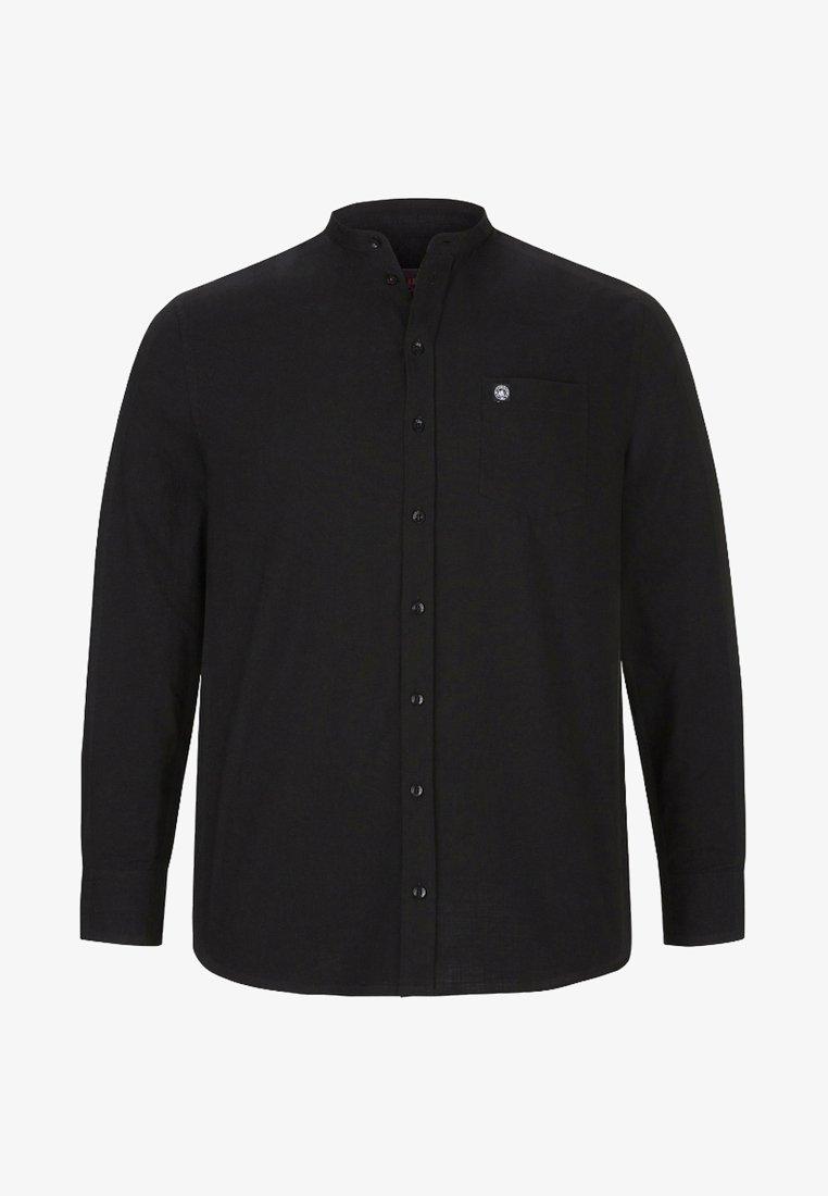 Jan Vanderstorm - KALLU - Formal shirt - black