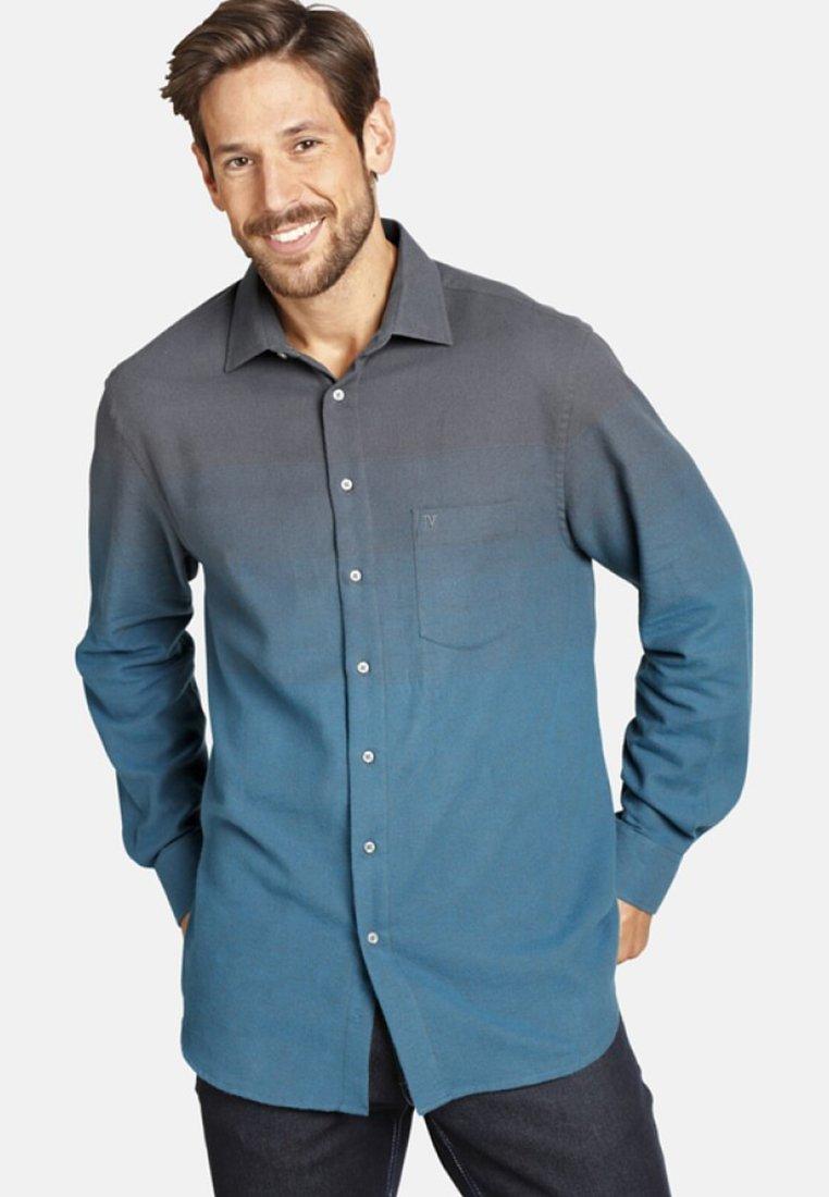 Jan Vanderstorm - HALLBJORN - Shirt - blue